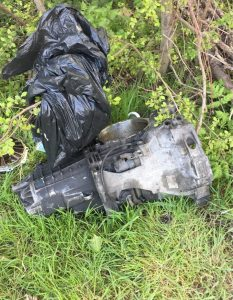 gearbox fly-tip